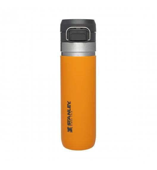 STANLEY QUICK FLIP Butelka termiczna 700 ml / pomarańczowa / stal nierdzewna