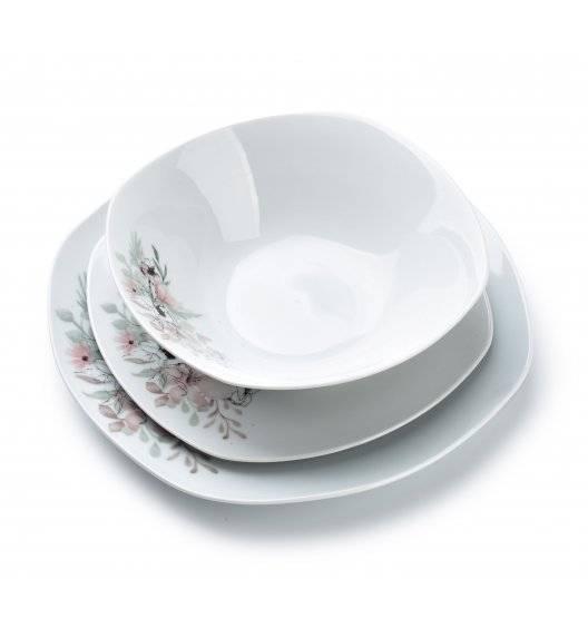 AFFEKDESIGN BLOSSOM Serwis obiadowy 18 elementów / 6 osób / porcelana