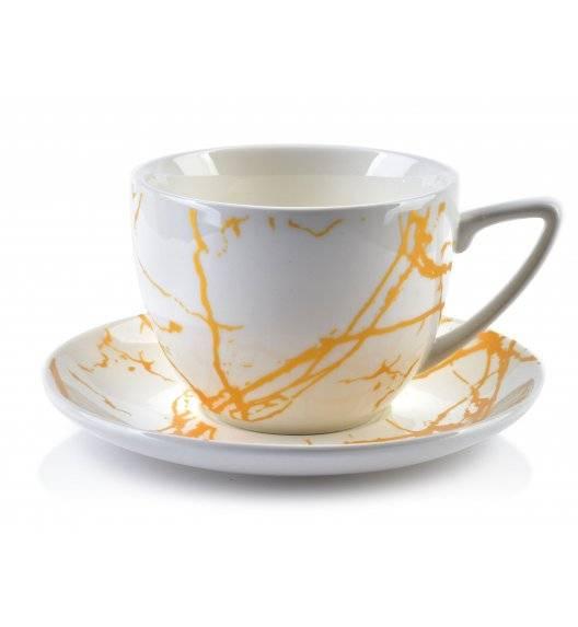 AFFEKTDESIGN AYLA Komplet 6 filiżanek 250 ml ze spodkami / porcelana