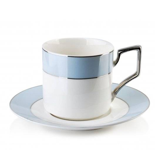 AFFEKDESIGN CRISTIE Filiżanka 200 ml ze spodkiem / porcelana
