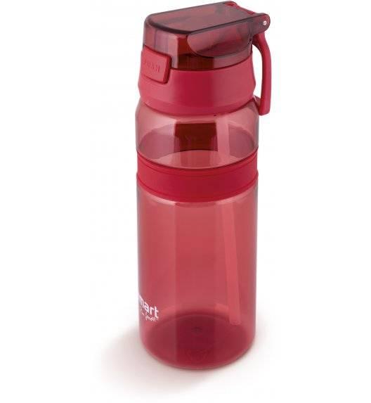 LAMART STRAW Bidon sportowy 0,7 L czerwony / LT4060