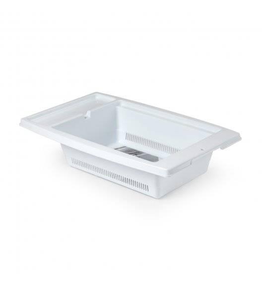 PLASTIC FORTE Ociekacz do naczyń / owoców 27,5 x 43,5 x 10 cm