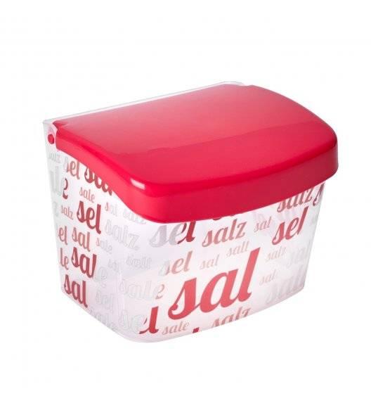 HEGA Pojemnik na sól 600 ml / mix kolorów