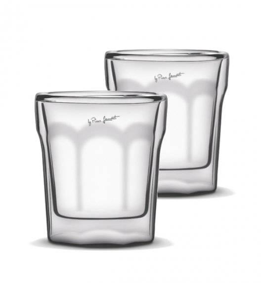 LAMART VASO Zestaw 2 szklanek termicznych 80 ml / LT9022