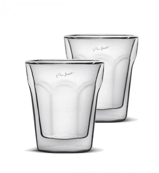 LAMART VASO Zestaw 2 szklanek termicznych 280 ml / LT9023