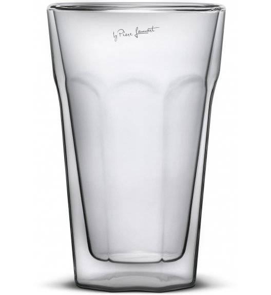 LAMART VASO Zestaw 2 szklanek termicznych 450 ml / LT9024