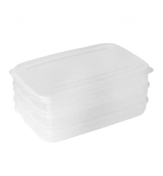 HEGA FRANKFURT Pojemnik do przechowywania żywności / 3 poziomy