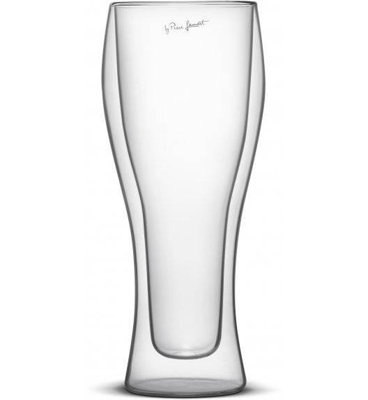 LAMART VASO Zestaw 2 szklanek do piwa 480 ml / LT9027