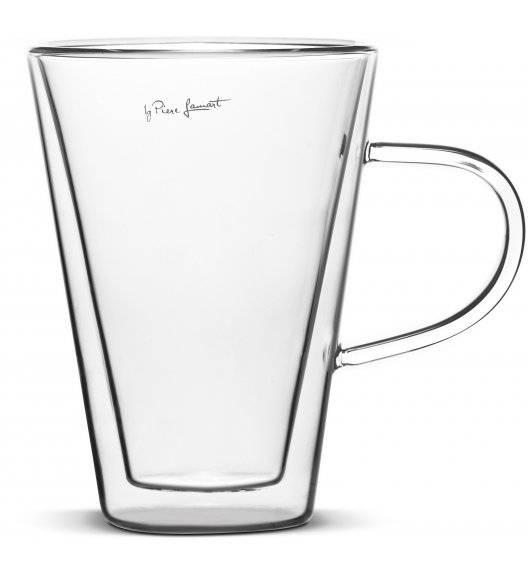 LAMART VASO Zestaw 2 szklanek termicznych do herbaty 300 ml / LT9028