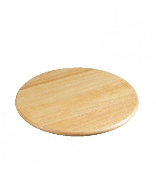 ZASSENHAUS Obrotowa deska do krojenia ⌀ 40 cm / drewno kauczukowe