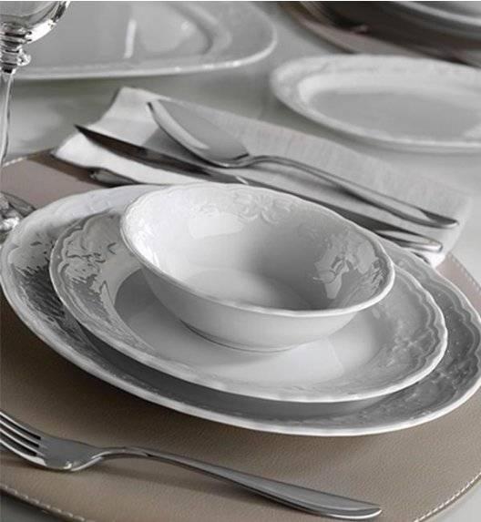 KUTAHYA LALEZAR Serwis obiadowy 53 el / 12 os / porcelana