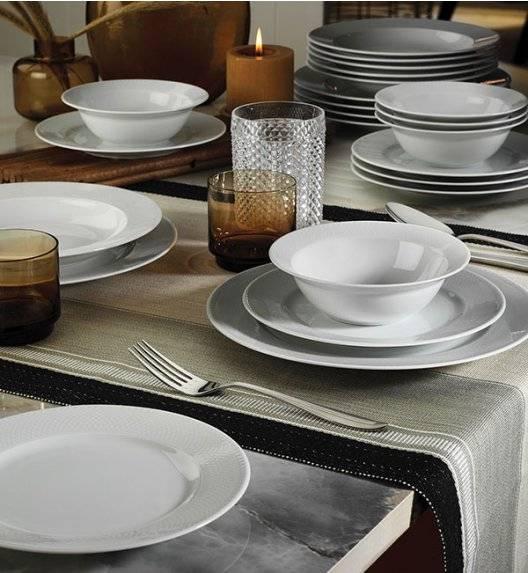 KUTAHYA ZURMUT Serwis obiadowy 53 el / 12 os / porcelana