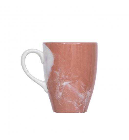 KUTAHYA LIMA HYPNOSE Kubek 240 ml różowy / porcelana