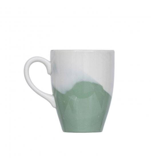KUTAHYA LIMA HYPNOSE Kubek 240 ml zielony / porcelana