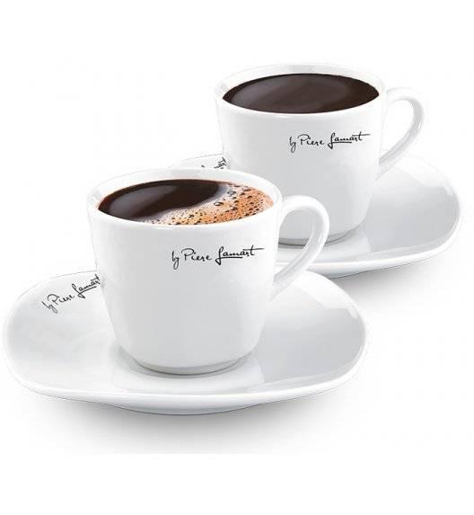 LAMART DINE Zestaw 2 filiżanek porcelanowych do espresso 90 ml/ LT9017