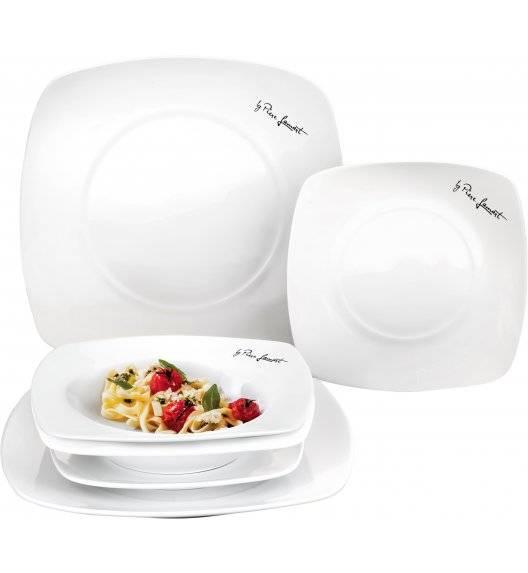LAMART DINE Zestaw talerzy kwadratowych dla 2 osób / LT9002