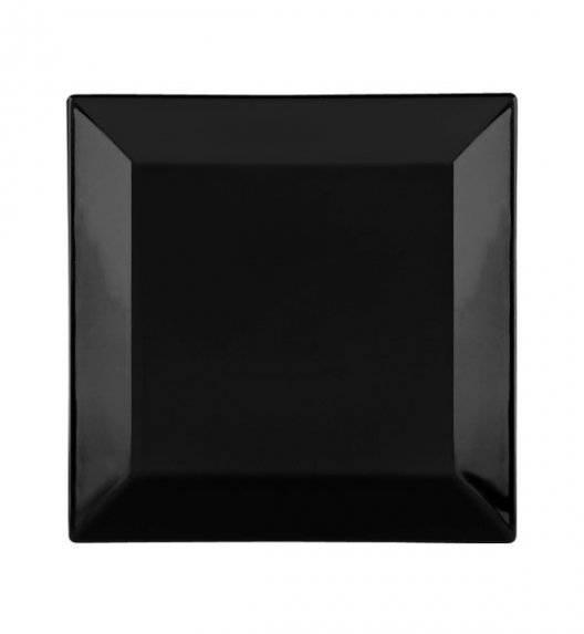 LUBIANA CLASSIC Talerz obiadowy 27 cm / czarny / porcelana