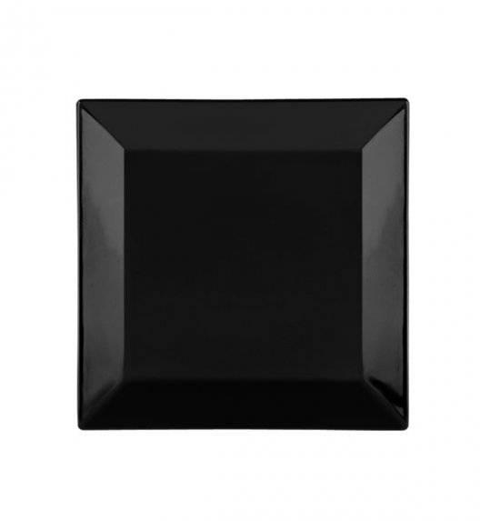 LUBIANA CLASSIC Talerz deserowy 21,5 cm / czarny / porcelana