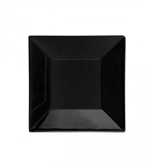 LUBIANA CLASSIC Talerz głęboki 18,5 cm / czarny / porcelana