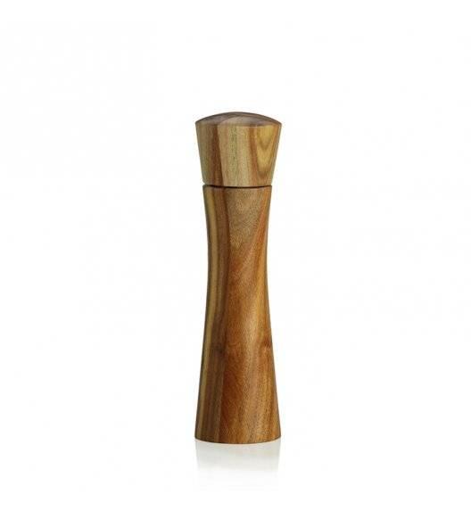 WYPRZEDAŻ! KELA KAJA Młynek do soli lub pieprzu 20 cm / drewno akacji