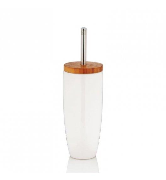 WYPRZEDAŻ! KELA NATURA Ceramiczny zestaw toaletowy ⌀ 11,5 cm