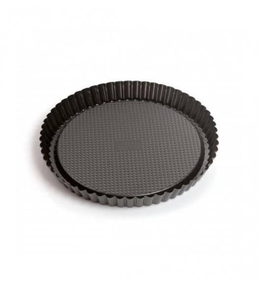 WYPRZEDAŻ! KAISER CLASSIC Forma do tarty 28 cm / czarna / metal