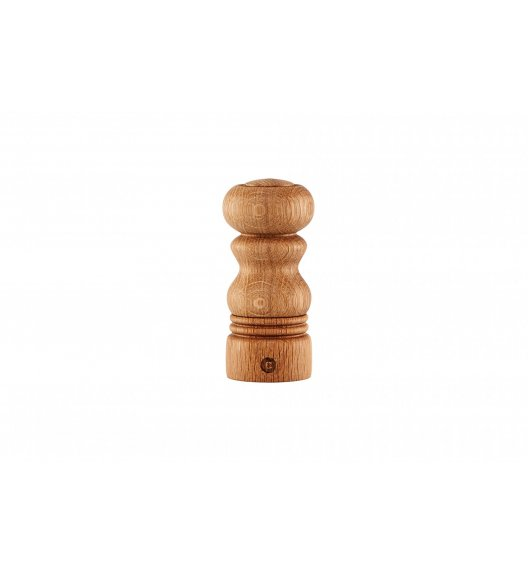 WYPRZEDAŻ! CrushGrind TORINO Młynek do przypraw z drewna dębowego 12,5 cm / ceramiczny mechanizm