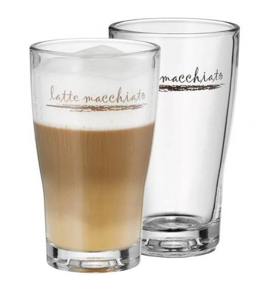 WYPRZEDAŻ! WMF BARISTA Zestaw 2 szklanek do latte macchiato 265 ml