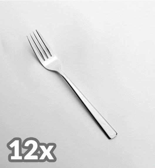 AMEFA PALMON Sztućce UE 12x Widelec obiadowy LUZ stal 18/10
