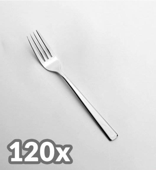 AMEFA PALMON Sztućce UE 120x Widelec obiadowy LUZ stal 18/10