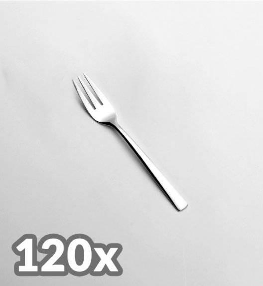 AMEFA PALMON Sztućce UE 120x Widelczyk do ciasta LUZ stal 18/10