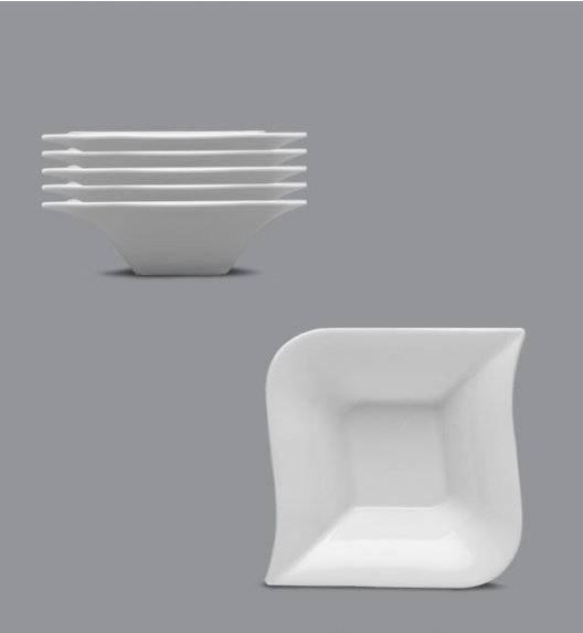 LUBIANA OPERA Komplet Salaterka 18 cm / 6 elementów / porcelana