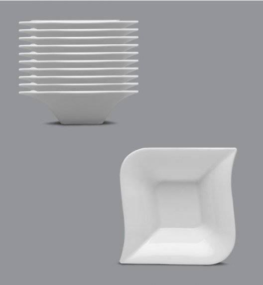 LUBIANA OPERA Komplet Salaterka 18 cm / 12 elementów / porcelana