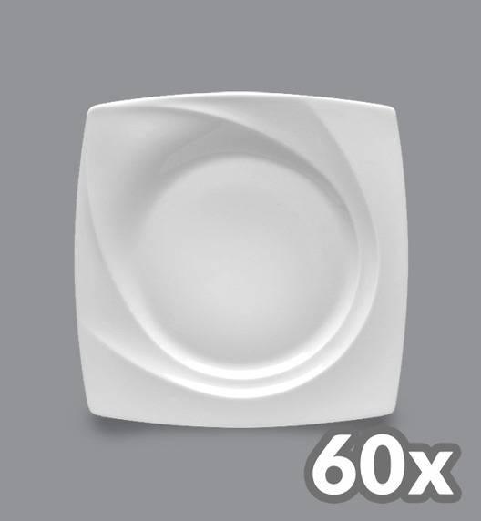 LUBIANA CELEBRATION 60 x Talerz deserowy 23 cm / porcelana