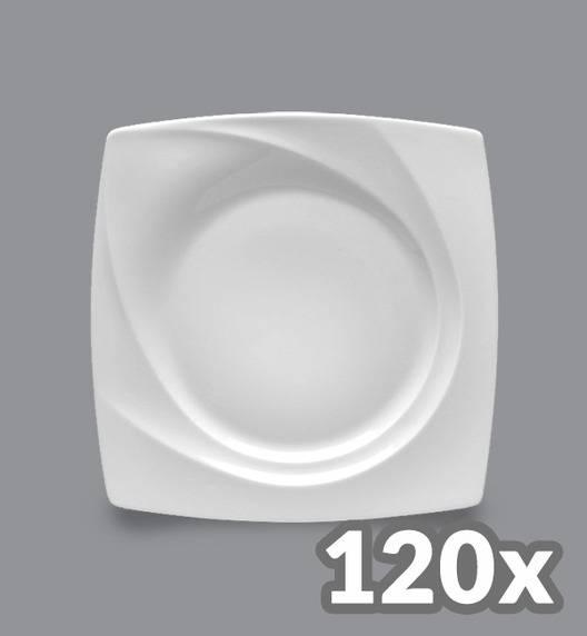 LUBIANA CELEBRATION 120 x Talerz deserowy 23 cm / porcelana