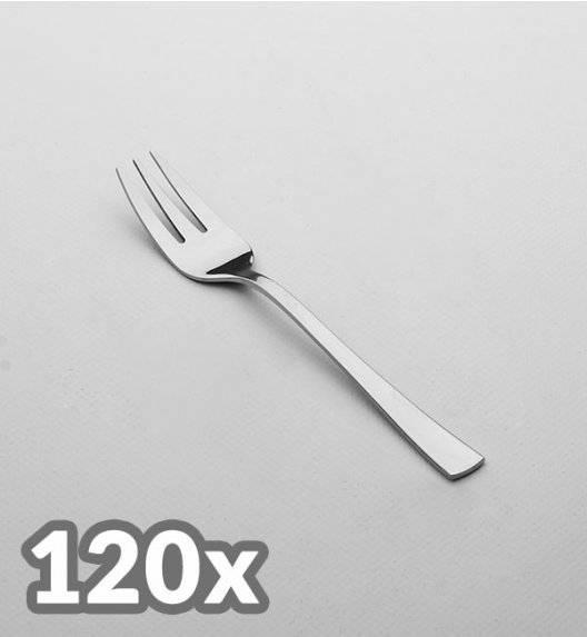 AMEFA ATLANTIC Sztućce UE 120x Widelczyk do ciasta LUZ / połysk