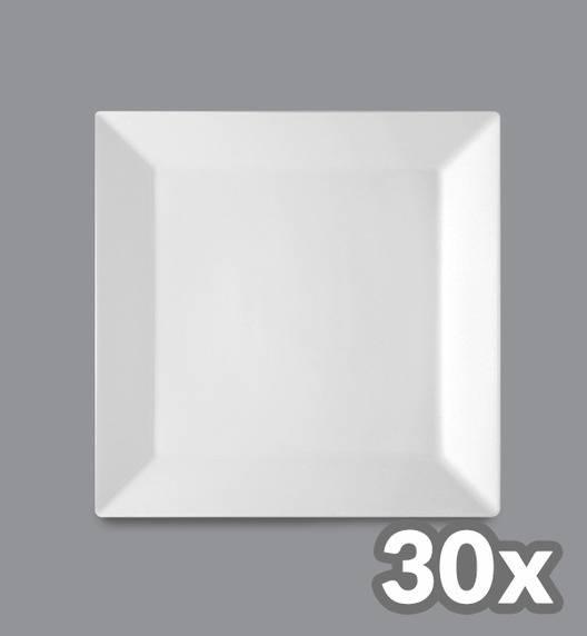 LUBIANA CLASSIC 30 x Talerz deserowy 21,5 cm / porcelana