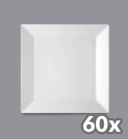 LUBIANA CLASSIC 60 x Talerz deserowy 21,5 cm / porcelana