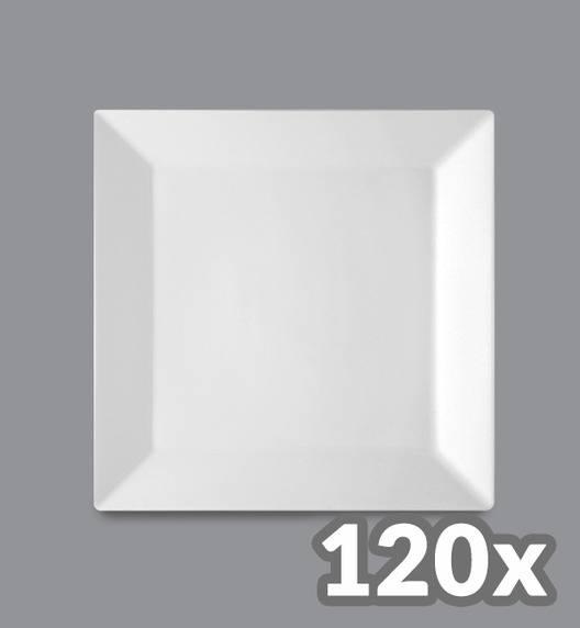 LUBIANA CLASSIC 120 x Talerz deserowy 21,5 cm / porcelana