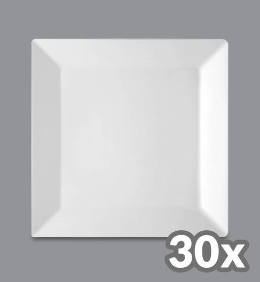 LUBIANA CLASSIC 30 x Talerz obiadowy 27 cm / porcelana
