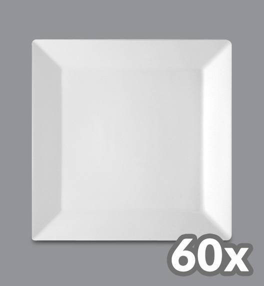 LUBIANA CLASSIC 60 x Talerz obiadowy 27 cm / porcelana