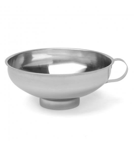 TADAR Metalowy lejek z uchwytem / 14,8 x 7 cm