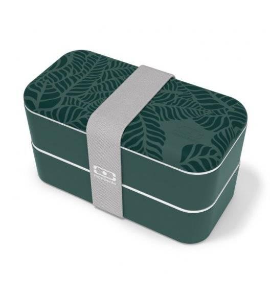 MONBENTO BENTO ORIGINAL Lunchbox 2 x 0,5 L / Graphic Jungle