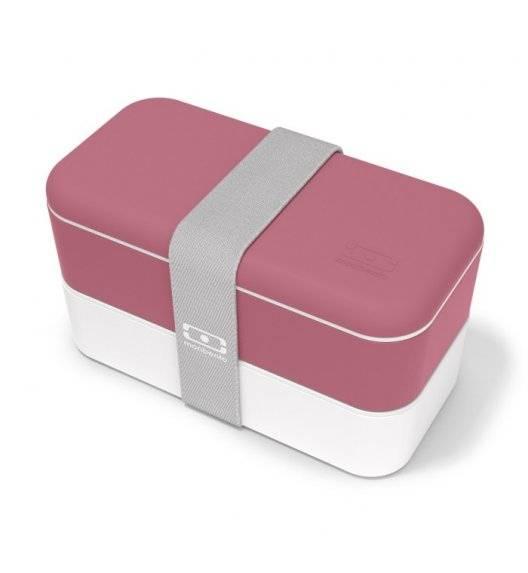 MONBENTO BENTO ORIGINAL Lunchbox 2 x 0,5 L / Pink Blush