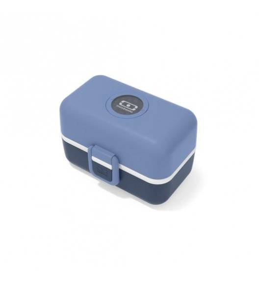 MONBENTO TRESOR Lunchbox dziecięcy 0,8 L / Blue Infinity