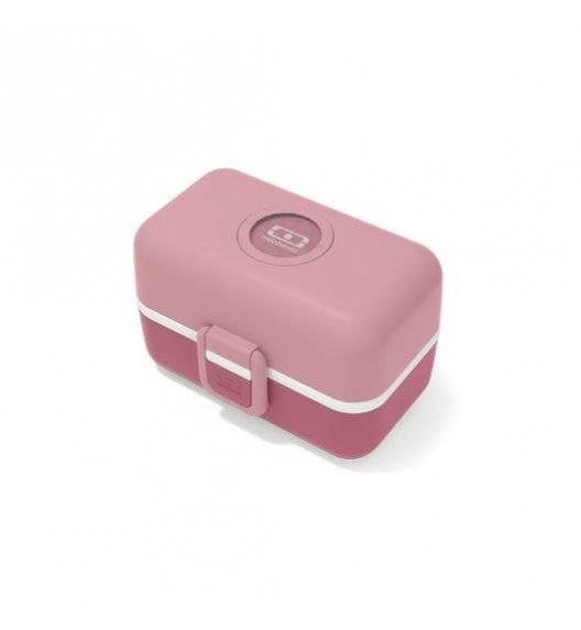 MONBENTO TRESOR Lunchbox dziecięcy 0,8 L / Pink Blush