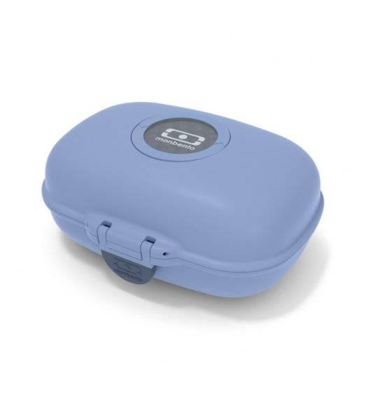 MONBENTO GRAM Lunchbox dziecięcy 0,6 L / Blue Infinit