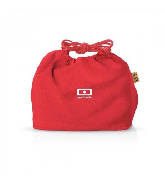MONBENTO POCHETTE Torba na lunchbox / rozmiar M / Podium Red