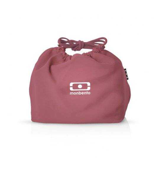 MONBENTO POCHETTE Torba na lunchbox / rozmiar M / Pink Blush