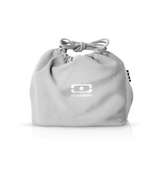 MONBENTO POCHETTE Torba na lunchbox / rozmiar M / Grey Coton